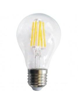 LED BULB FILAMENT/COG 6W/600lm E27 3000K LIGHTECH
