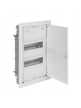 Rozdzielnica 2x14 (28) podtynkowa metalowa IP30 2002-00 MSF Elektro-Plast
