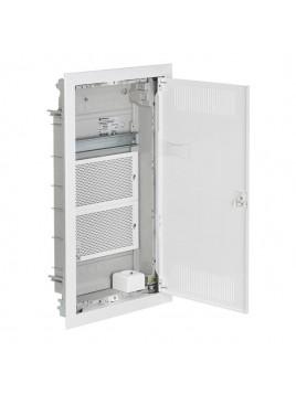 Rozdzielnica 3x14(42) podtynkowa metalowa multimedialna IP30 2013-00 MSF Elektro-Plast