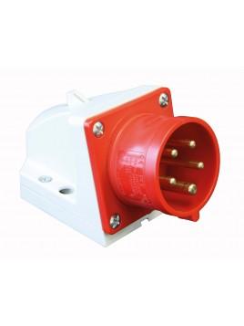 Wtyczka odbiornikowa 32A 5P IP44 525-6 PCE