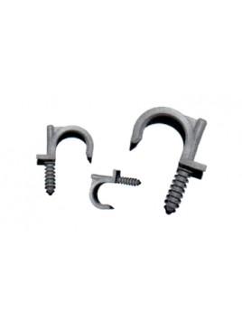 Uchwyt montażowy do rur PVC RING-20 szary (100szt.) Marten