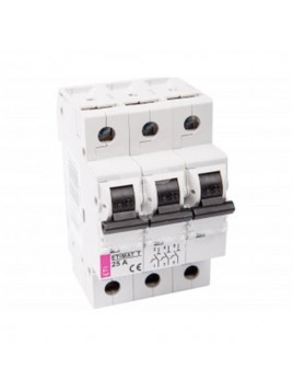 Ogranicznik mocy 02181063 Etimat T 3P 25A Eti