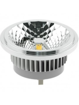 Żarówka LED Ar111 12W/550lm 24st G53 2700K Ra80 Lightech