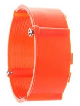 Pierścień dystansowy 24 mm z wkrętami do puszek 028403-01 Elektro-Plast