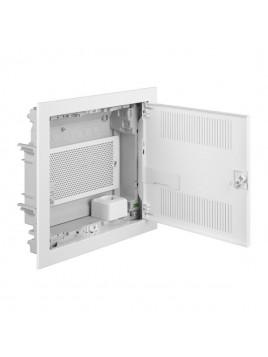 Rozdzielnica 1x14 podtynkowa metalowa multimedialna IP30 2011-00 MSF Elektro-Plast