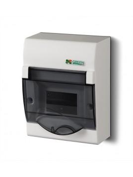 Rozdzielnica 1x6 natynkowa IP40 2351-01 Green-Box Elektro-Plast