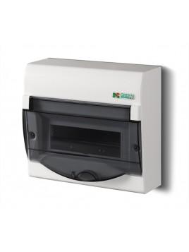 Rozdzielnica 1x10 natynkowa IP40 2352-01/0689-02 Green-Box Elektro-Plast