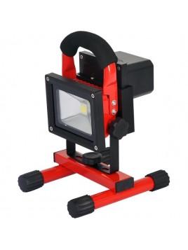 Oprawa LED naświetlacz COB 5W z wymiennym akumulatorem Lightech