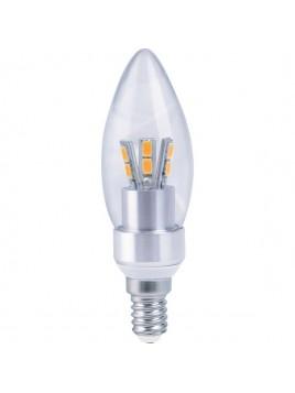 Żarówka LED świeczka 4W 350lm E14 2700K Lightech