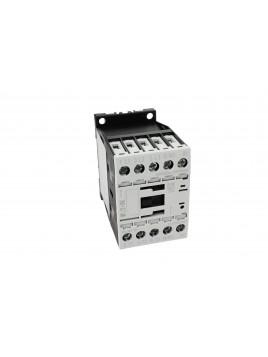 Stycznik mocy 3 biegunowy AC3 7A 3kW 230V50Hz 1NO DILM7-10 276550 Eaton Electric