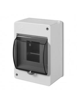Obudowa natynkowa izolacyjna S-4 z szybką 2304-01/0630-01 Elektro-Plast