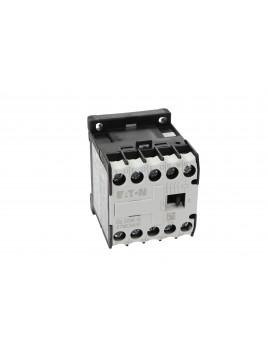 Stycznik miniaturowy 3 biegunowy AC3 6A 3kW DILEEM-10 24V 50/60Hz 051596 Eaton Electric