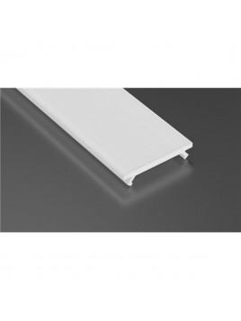 Klosz do profilu aluminiowego Lumines typ ABC DYZ transparentny 1m