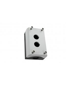 Obudowa kasety pusta na 2 elementy M22 M22-I2 IP66 216537 Eaton Electric