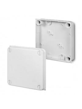 Puszka natynkowa PK-3 hermetyczna IP55 135x135x58 biała 0251-00 EP-Lux Elektro-Plast