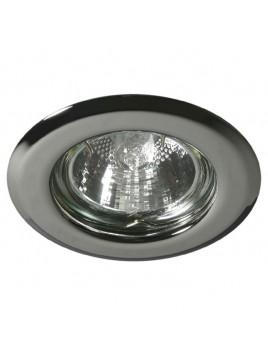 Oprawa halogenowa srebrna stała CT2114C 301 DL99