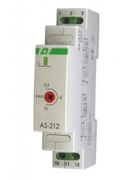 Automat schodowy na szynę 16A 230V AS-212 F&F