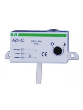 Automat zmierzchowy natynkowy 10A 230V AZH-C F&F