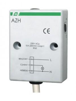 Automat zmierzchowy natynkowy 10A 230V AZH F&F