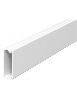 Kanał kablowy PVC WDK 10x30 2m biały OBO Bettermann