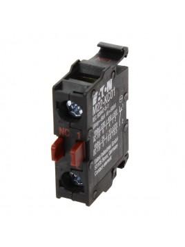 Element stykowy do mocowania na tylnej ścianie obudowy 1NC M22-KC01 1R 216382 Eaton Electric