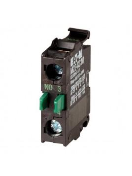 Element stykowy do mocowania na tylnej ścianie obudowy 1NO M22-KC10 216380 Eaton Electric