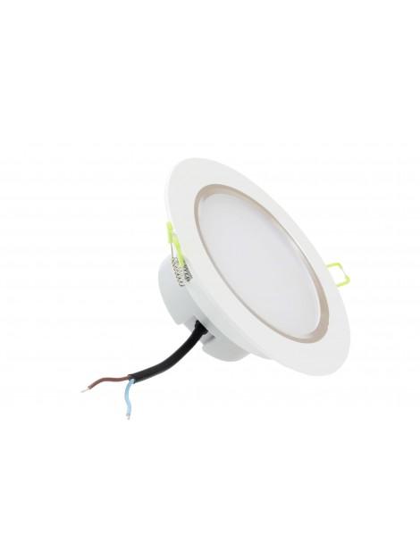 Oprawa downlight 7W Eco LED 4000K biały Lightech