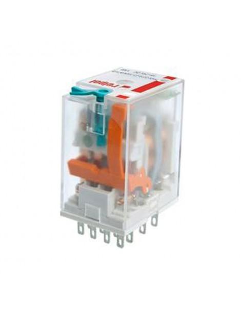 Przekaźnik przemysłowy 4 styki 6A 24V AC R4N-2014-23-5024-WT 860621 Relpol