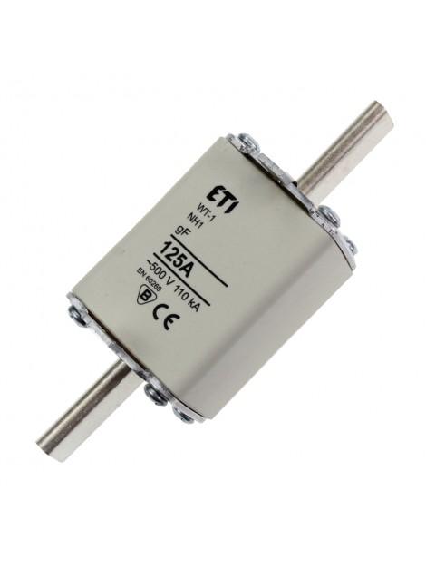 Bezpiecznik mocy WT-1 (1C)/gF 125A 004139118 Eti