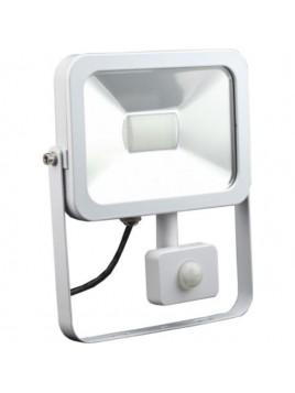 Oprawa LED naświetlacz Ecowhite 10W SMD PIR z czujnikiem ruchu Lightech