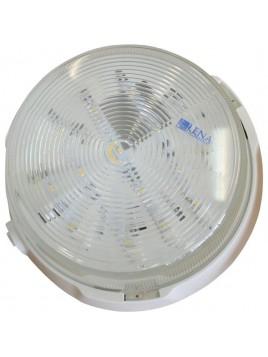 Plafoniera LED Point 8W klosz przezroczysty 4000K Lena