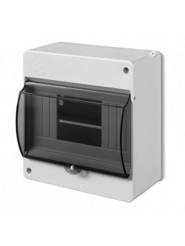 Obudowa natynkowa izolacyjna S-6 z szybką 2306-01/0613-01 Elektro-Plast