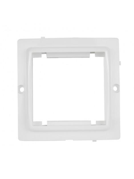 Adapter osprzętu 45mm biały BMA45/11 Kontakt-Simon Basic RABATY