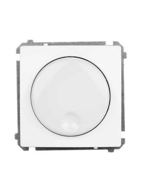 Ściemniacz obrotowy 500W biały BMS9T.01/11 Kontakt-Simon Basic RABATY