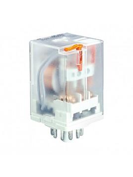 Przekaźnik przemysłowy 3 styki 10A 24V AC R15-2013-23-5024-WT 802865 Relpol