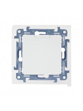 Gniazdo pojedyncze hermetyczne IP44 białe CGZ1B.01/11 Kontakt Simon10