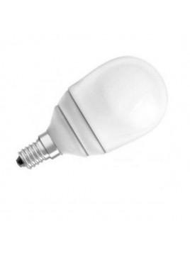 Świetlówka kompaktowa Mini Kulka E14 230V 7W 6Y 88842 GE