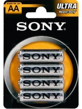 Bateria cynkowo-węglowa R06 SONY
