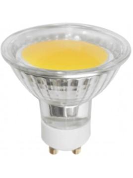 Żarówka LED COB 3,3W 250lm GU10 3000K 230V obudowa szklana Lightech
