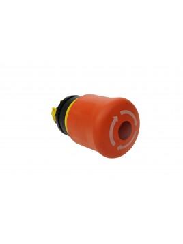 Przycisk bezpieczeństwa, czerwony, obrotowy z podświetleniem M22-PVLT 263469 EATON