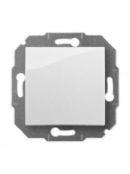 Łącznik krzyżowy biały 1715-10 Carla Elektro-Plast