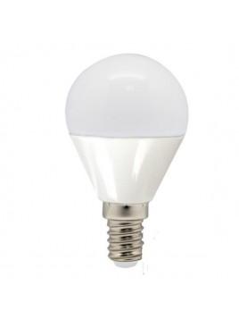 Żarówka LED kulka 7W 500lm E14 3000K obudowa plastikowa klosz matowy  Tris