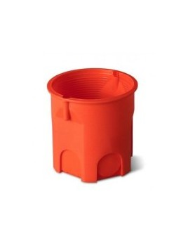 Puszka podtynkowa 60 głęboka 0206-50 pomarańczowa Elektro-Plast