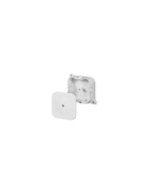 Puszka natynkowa hermetyczna IP42 86x86x35 biała 0214-00 Elektro-Plast