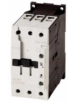 Stycznik mocy 3-biegunowy AC3 40A 18,5kW DILM40 230V 50Hz 277766 Eaton Electric