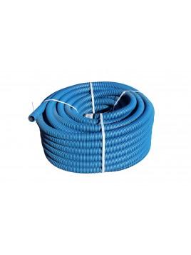 Rura osłonowa karbowana 40 niebieska 50m TT Plast