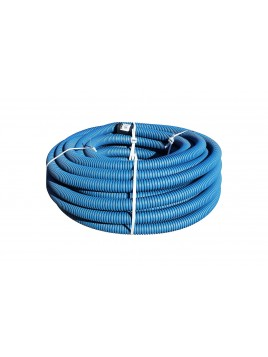 Rura osłonowa karbowana 50 niebieska 50m TT Plast