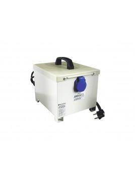 Transformator separacyjny przenośny PFN3501/2301 230/130V 16152-9986 Breve