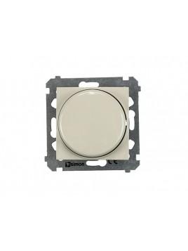 Ściemniacz obrotowy 250W do LED kremowy DS9L.01/41 Kontakt Simon54