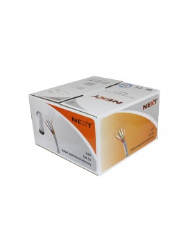 Kabel teleinformatyczny UTP kat.5e 4x2xAWG24 305m NEXT